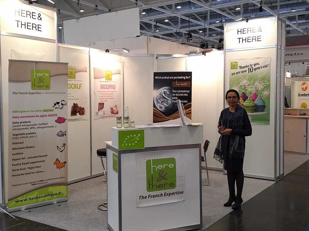 here and there eurotier